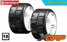 GWH02-XM1 GRP Competition Extra Soft Ø120 mm, 2 st.