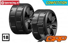 GWH02-XM0B GRP Competition Ultra Soft Ø120 mm, 2 st.