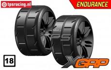 GWH02-XP1B GRP Endurance 1/5 Soft Ø120 mm, 2 st.
