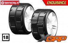 GWH02-XP1 GRP Endurance 1/5 Soft Ø120 mm, 2 st.
