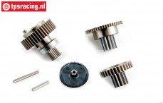 HITEC119382, Servo tandwielen, (HS925-HS5925MG), Set