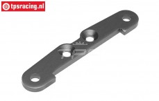 HPI102158 Draagarm pen strip achter onder A, gun metal, 1 st