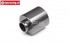 HPI102166 Afstand stuk rem Gun Metal, 1 st.