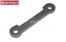 HPI102167 Draagarm strip voor onder, Gun-Metal, 1 st.