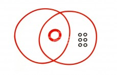 HPI105400 Servo O-ring behuizing, (HPI SFL-11MG), Set