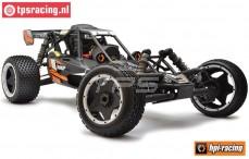 HPI113141 HPI Baja 5B 2.0 2WD Buggy 2.4 Gig RTR, D-Box2