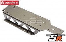 HPI115757 Chassis 4 mm Baja 5R, 1 st.