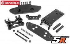 HPI115760 Bumper steun voor Baja 5R, Set