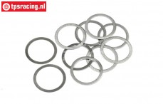 HPI132170 Pas ring Ø12-Ø16-H0,2 mm, 10 st.