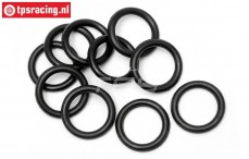 HPI75078 HPI Baja O-ring Differentieel, 10 st.