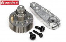 HPI80598 HPI Tuning tandwiel met hevel SFL-10, Set