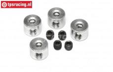 HPI86675 HPI Baja Stel ring Ø2,3 mm, 4 st.