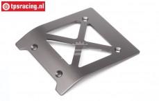 HPI86975 Aluminium Dakplaat 5SC/5T/5R, 1 st.