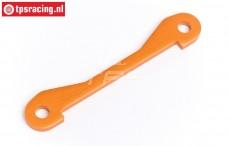 HPI87480 HPI Baja Draagarm pen strip achter onder B Oranje, 1 st.
