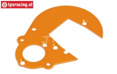 HPI87485 Aandrijfplaat Oranje, 1 st.