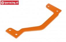 HPI87488 Beugel achter Oranje, 1 st.