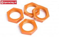 HPI87494 Wielmoer Oranje, 4 st.