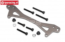 HPI87551 Aluminium Schokdemper A strip achter, 1 st.