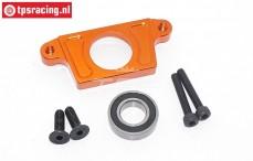 TPS5125/03 Aluminium Tussen as houder, Oranje, Set