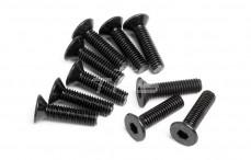Inbus verzonken kop HPI, (M5-L35 mm), (Stahl), 6 st.