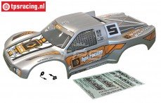 HPI110676 Kap Short Course gespoten Zilver, Set