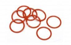HPI75071 O-ring HPI, (Ø15-D3 mm), (Siliconen Oranje), 8 st.