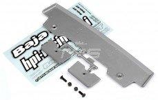 HPI85295 Achterspoiler 5T-1 Zilver, Set
