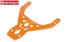 HPI87484 Plaat voor boven Oranje, 1 st.