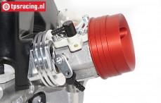 HR1001 Tuning Aluminium isolator schuin, Set
