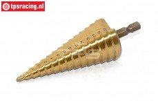 TPS0432 Stappenboor HSS-Titanium 4-32 mm, 1 st.