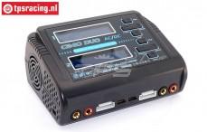 HTRC C240 DUO Lader 12-220 volt, Set