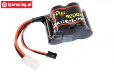 TPS5200HP Racing-Line HP accu 5200 mAh, 1 st.