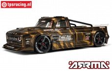 ARA109001 ARRMA 1/7 INFRACTION All-Road Street Bash 6S BLX