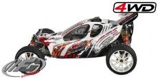 FG Leopard Competition 4WD