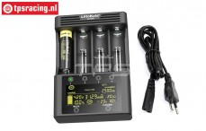 TPS12220 LLii-600S Touchscreen lader 12/220 volt