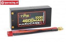2S Li-Po TPS Hardcase, 4600 mAh 7,4 Volt, 100C, 1 st.