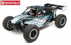 LOS05012T2 LOSI Desert Buggy XLE grijs, 4WD RTR