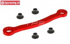 LOS251014 Servo-Saver strip Rood, DBXL, Set