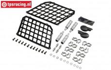 LOS251082 LOSI SR-Rey Rol kooi accessoires, set