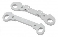 LOS254029 Draagarm pen houder achter, (LOSI MTXL), (aluminium), 2 st