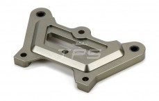 LOS351001 Aluminium Servo Saver brug, (DBXL & MTXL), 1 st