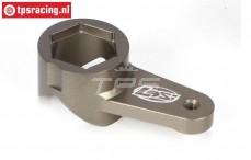 LOSB2549 Aluminium Servo-saver arm LOSI-BWS, 1 st.