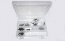 LOSB6592 Nood kit, (5B, 5T, 5IVE-MINI WRC), Set