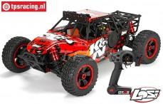 LOS05010 LOSI Desert Buggy XL K&N, 4WD RTR