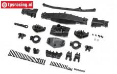 LOS242031 Differentieel behuizing voor LMT Truck, set