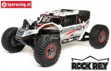 LOS05016T1 1/6 Super Rock Rey 4WD Racer RTR, Raceline