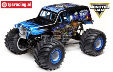 LOSI LMT 4WD Solid Axle Monster Truck Son Uva-Digger