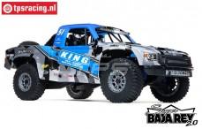 LOS05021T2 LOSI Super Baja Rey 2.0 Smart 1/6 RTR King