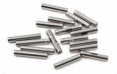LOS252052 Aandrijf as onderhoud, (LOSI MTXL), (gehard staal), 17 st.