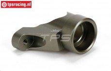 LOS351000 Aluminium Servo-Saver deel onder DBXL-MTXL, 1 st